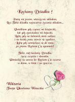 Dla Babci I Dziadka Zaproszenia ślubne Na Sylwestra Sylwestrowe